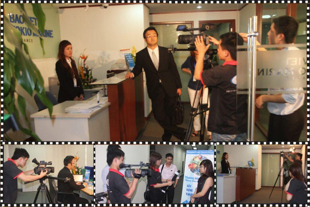 Dịch vụ quay video quảng cáo giới thiệu doanh nghiệp