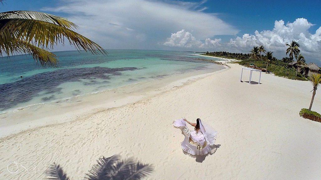 Dịch vụ quay phim đám cưới bằng flycam trên không mang dấu ấn đặc sắc