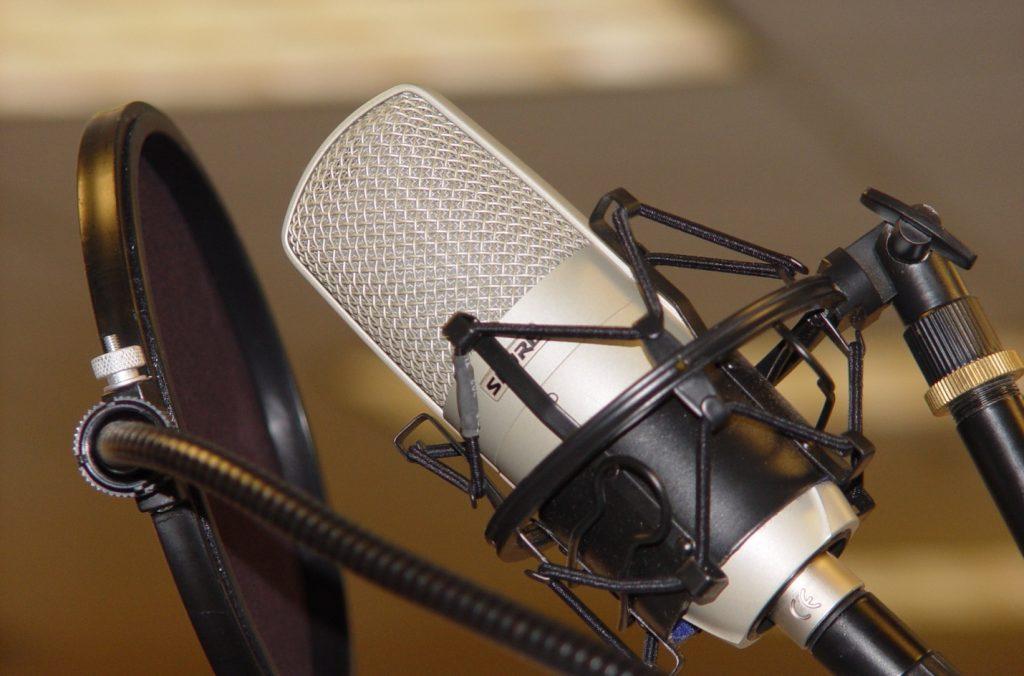 Dịch vụ thu âm bài giảng chuyên nghiệp tại Producer
